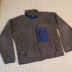Vintage Patagonia Retro X Deep Pile Fleece Jacket